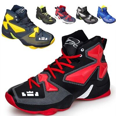 Men's Outdoor Sports Basketball Sneakers Trainers Hiking Climbing Unisex Shoes