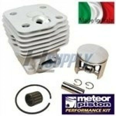 Meteor Piston & Cylinder Assembly (54mm) for Husqvarna 181, 281 and 288XP