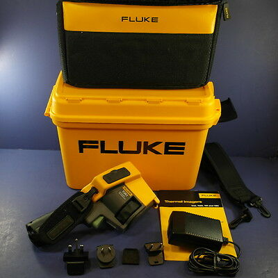 Fluke TiR1 Ir Fusion Thermal Imager, Good Condition! Accessories! See Details
