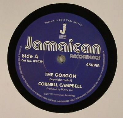 "CAMPBELL, Cornell - The Gorgon - Vinyl (7"")"