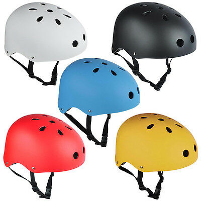 Kids Adult BMX Bicycle Bike Cycling Scooter Ski Skate Skateboard Protect Helmet