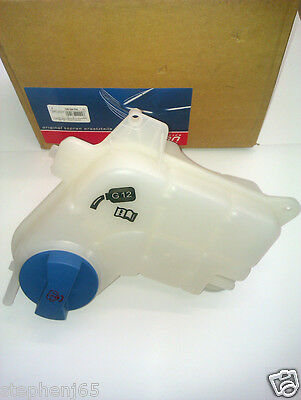 Radiator Expansion Water Tank With Coolant Level Sensor & Cap For An Audi A4