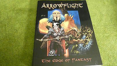 Arrowflight The Edge of Fantasy - RPG