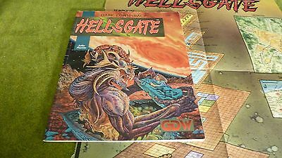 Hellsgate Source Book Dark Conspiracy