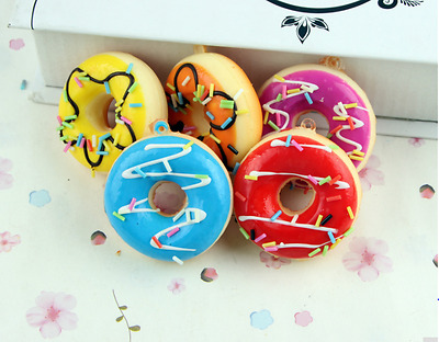 *NEW* Donut Soft Slow Rising Squishy Toy Cute Donut Squeeze Toy