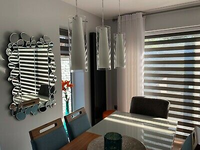 Day & Night / Zebra Blinds - Soft - Made to measure in UK