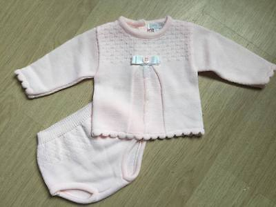 Girls 2 Piece Knitted Spanish Style Set By Zip Zap