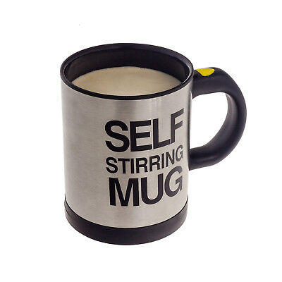 Kultige Selbstrührende Kaffebecher Teetasse Thermo Coffee Cup Self Stirring Mug