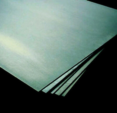 "Cold Rolled Steel Sheet 1008 18 Ga. x 48"" x 48"""