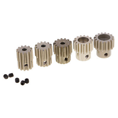 32DP 3.175mm 12T-16T Pinion Motor Gear for 1/10 RC Brushed Brushless Motor