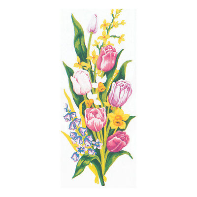 COLLECTION D'ART | Printed Canvas: Tulip Trio |CD8011