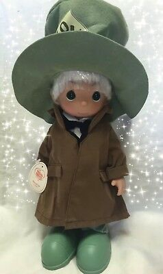 "Mad Hatter - Precious Moments 12"" Vinyl Doll"