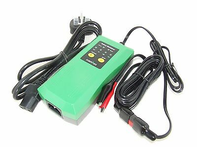 AUTOMATIC Motorcycle battery Charger For 12 Volt & 6 Volt Batteries (Optimate)