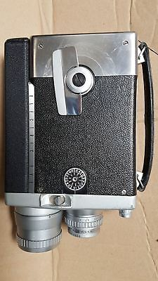 BELL & HOWELL 200 EE 16 MM Lens 20mm f1,9 with Original Leather Case -