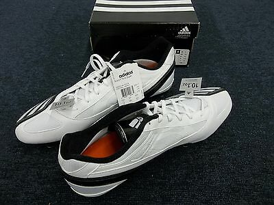 14538b0b553b2 Adidas Scorch Thrill Superfly Low Cleats Football Mens Shoes Size 15 White  New