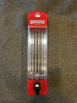 Beefeater Gin Phone Booth Dispenser