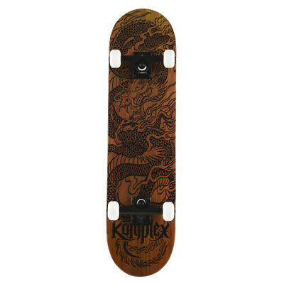 Komplex Complete Skateboards in Brown