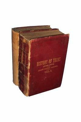 History of Texas, from 1685 to 1892 John Henry Brown Texana