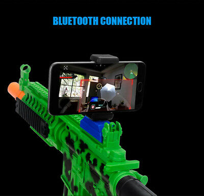 Shooting Game Augmented Reality AR VR Toy Pistol HandGun For iPhone 6s 7 Plus