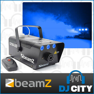 BEAMZ S700-LED 700W Smoke Machine with LED Flame Effect