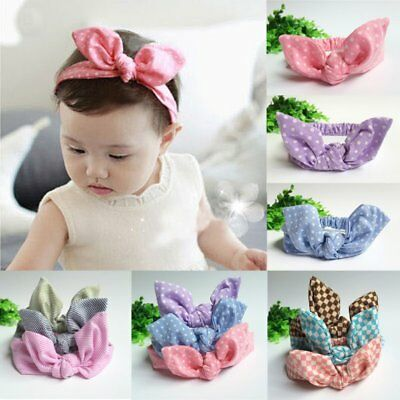 AU Girl Baby Toddler Flower Headband Hair Band Accessories Headwear For Infant
