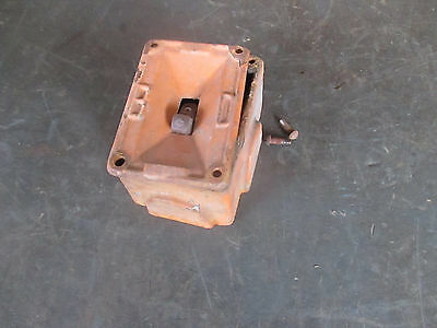 No--5--3  Phase  B D   Wall   Switch -15 A - Heavy  Steel One  --Working Ok