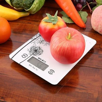 Digital Kitchen Food Scale Electronic Weight High Precision 5KG Scale Fruit Meat