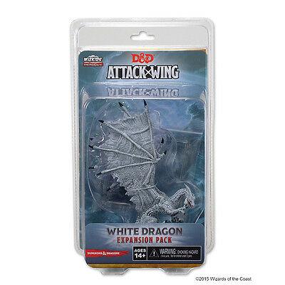 D&D Attack Wing - White Dragon