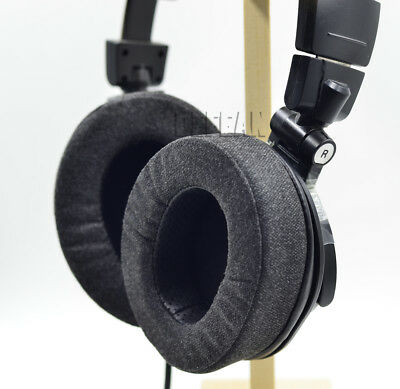 VELOUR EAR PADS cushion for Audio technica ATH-M50 M50S M50X