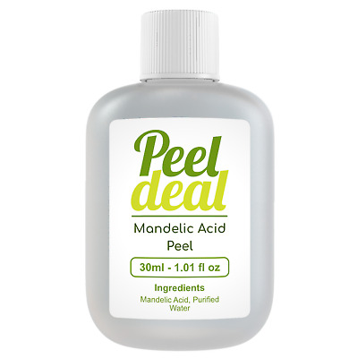 BIG 35ml MANDELIC ACID PEEL - Facial Skin Peel 10% 20% 30%