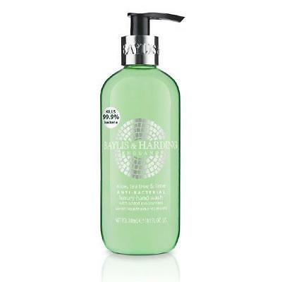 Baylis and Harding Anti Bacterial Hand Wash 300ml - Aloe Vera
