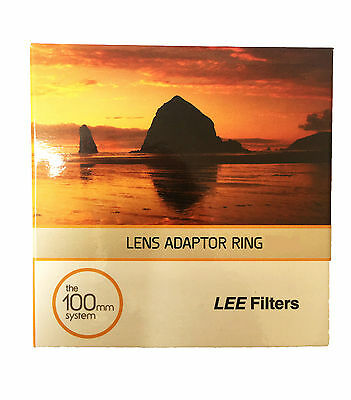 LEE Filters 100mm System Adapterring, Standard 52mm Adapter Adaptor Ring
