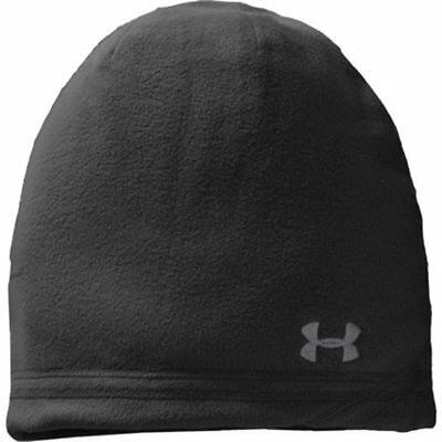 Under Armour Men's Blustery Beanie Black OSFA 3M MicroFiber