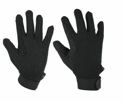 RED HORSE Cotton Basic Riding Gloves