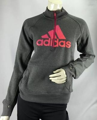 Adidas Youth Girls Sweatshirt Pullover Performance sizes 7/8, 10/12, 14, 16