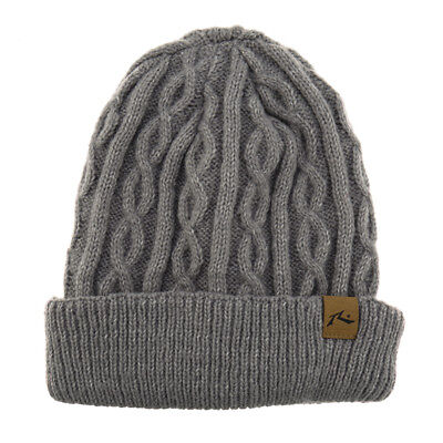 Rusty Funicular Beanie in Grey