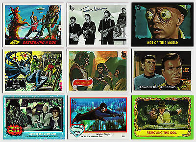 Topps 75th Anniversary 100 Trading Card Base Set 40's 50's 60's 70's 80's 90's