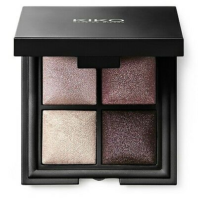 Kiko Color Fever Eyeshadow Palette Quad of baked 100 UNEXPECTED ROSY TAUPE