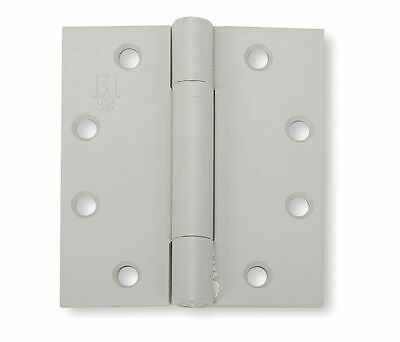 """Battalion Template Hinges Ball Prime Coat 5"""" x 5"""" Steel Gray QTY 5"""