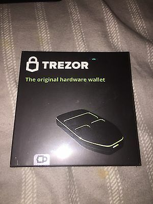 TREZOR- The Original Hardware Wallet For Digital Currency- Bitcoin Wallet