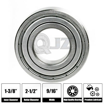 50x 1641-2RS Ball Bearing 2in x 1in x 0.5625in Free Shipping 2RS RS