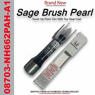 Genuine OEM Honda Touch Up Paint Pen - NH-662P Sage Brush Pearl