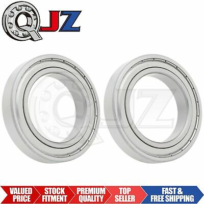 KML 6014-2RS 70mm X 110mm X 20mm Double Sealed Deep Groove Ball Bearing NEW!
