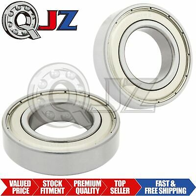 5x 1633-2RS Ball Bearing 1.75in x 0.625in x 0.5in Free Shipping 2RS RS