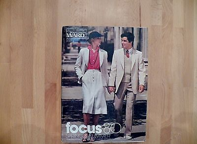 Vintage 1980 Montgomery Ward Spring & Summer Catalog Great Condition 1211 Pages