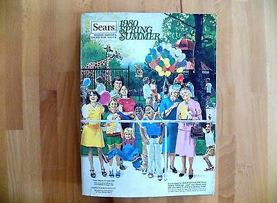 Vintage 1980 SEARS Spring & Summer Catalog Great Condition 1571 Pages