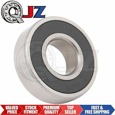 1x 6910-2RS Ball Bearing 50mm x 72mm x 12mm Rubber Sealed Premium RS 2RS NEW
