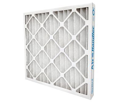 Air Filter 25x25x2 Synthetic Pleated w/MERV 8 by Air Handler 6B920 High Capacity