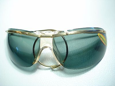 Vintage 1960's Sol Amor Sunglasses New Old Stock Johnny Depp Rum Diaries Wrap