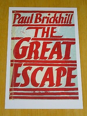 the great escape by paul brickhill essay Bill gates reviews the great escape:  the great escape is an excellent book with one big flaw  the great escape is an excellent book with one big flaw.